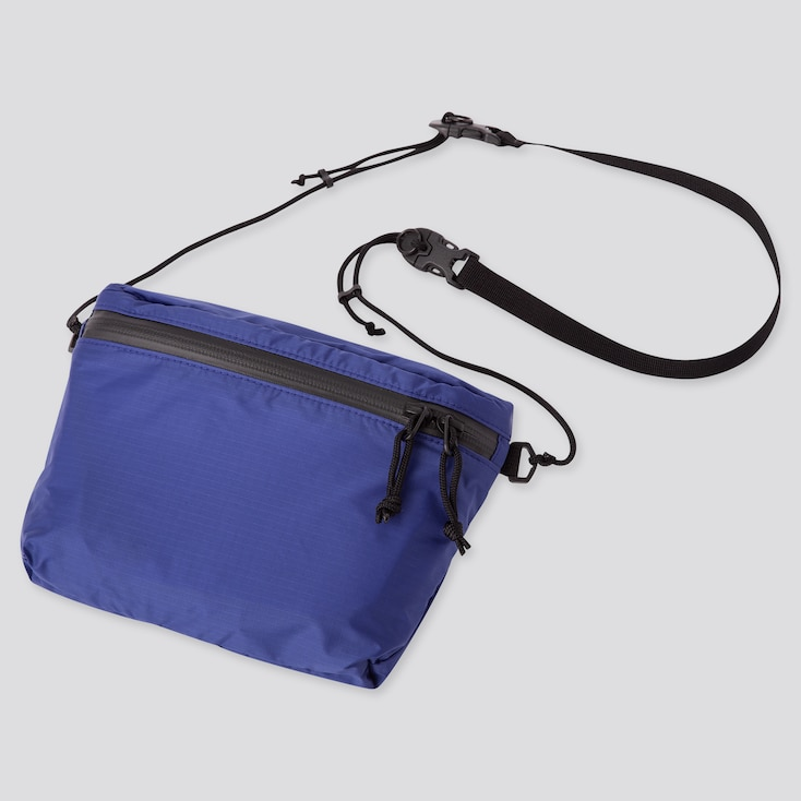 Lightweight Fanny Bag, Blue, Large