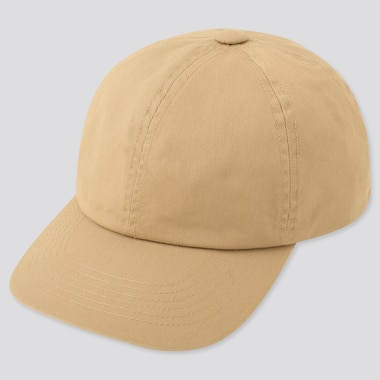 Uv Protection Twill Cap, Beige, Medium