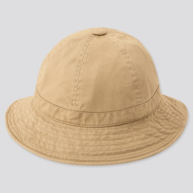 Uv Protection Hat, Beige, Medium