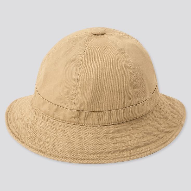 Uv Cut Hat, Beige, Large