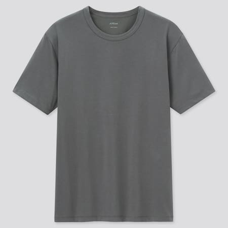 Herren AIRism T-Shirt aus Baumwollmix