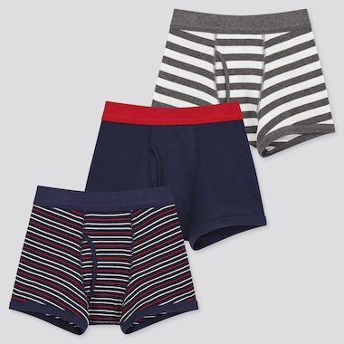 Boys Boxer Briefs (Three Pack)