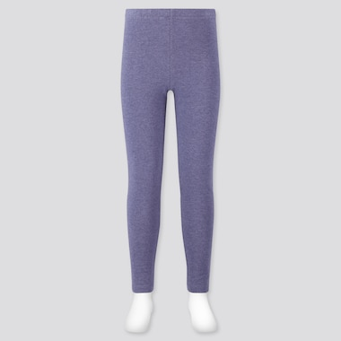Girls Heather Leggings