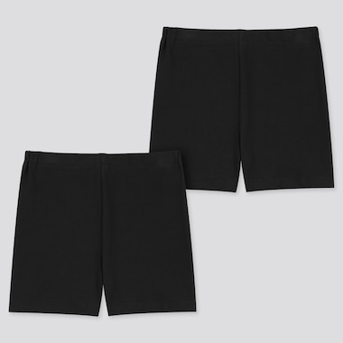 Girls DRY Shorts (Two Pack)