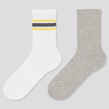 Kids Sports Socks (Two Pack)