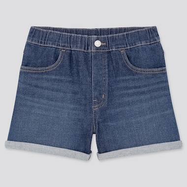 Mädchen Jeans-Shorts