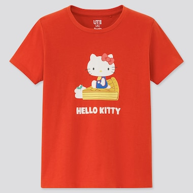 Girls Sanrio Characters UT Graphic T-Shirt
