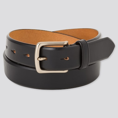 ITALIAN SADDLE LEATHER BELT