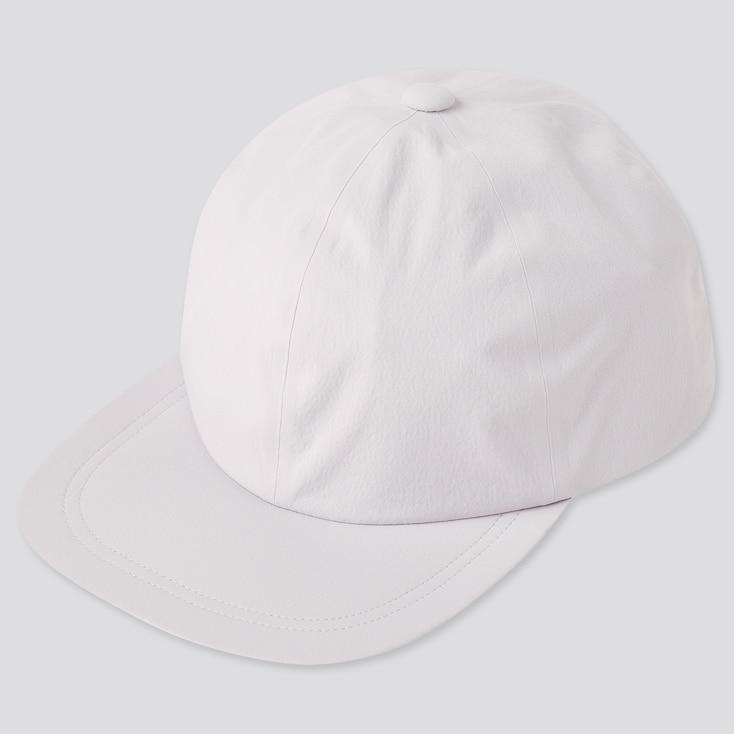 Uv Protection Sports Cap, Light Gray, Large