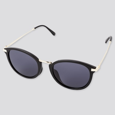Metal Combination Sunglasses