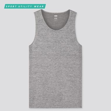 Men DRY-EX Sleeveless Vest Top