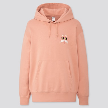 DRAGON BALL LONG-SLEEVE HOODED SWEATSHIRT, PINK, medium