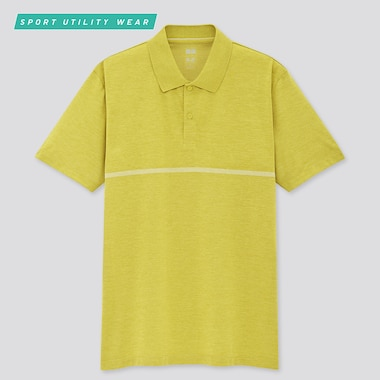 Men DRY-EX Designed Polo Shirt