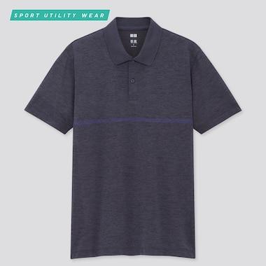 Herren DRY-EX kurzärmliges Poloshirt
