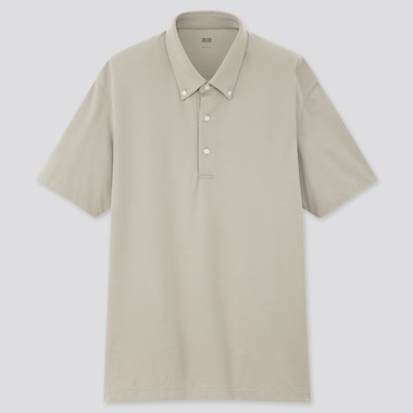 Men AIRism Piqué Polo Shirt