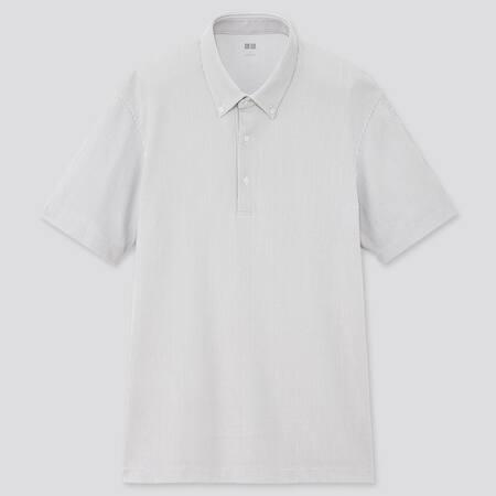 Men AIRism Piqué Polo Shirt