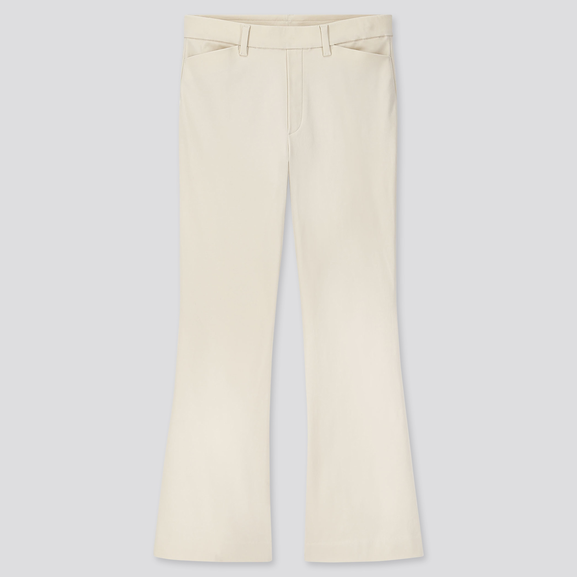 WOMEN FLARE ANKLE PANTS