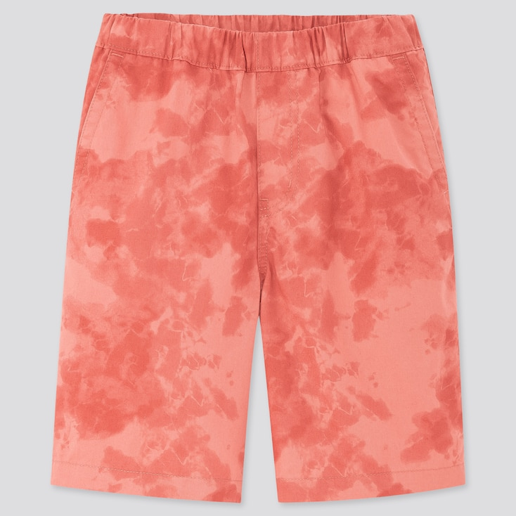 Kids Easy Shorts, Pink, Large