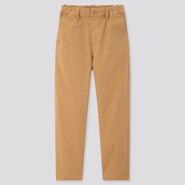 Kids Ultra Stretch Regular Fit Chino Trousers
