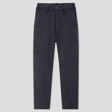 Kids Ultra Stretch Regular-Fit Chino Pants, Navy, Medium