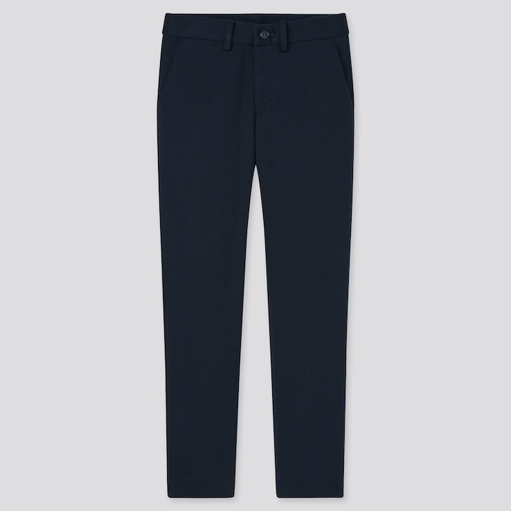 Kids Comfort Pants (Online Exclusive), Navy, Large