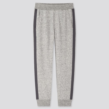 Kids Sweatpants, Gray, Medium