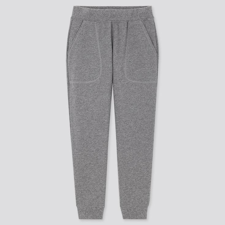 Kids Sweatpants, Gray, Large