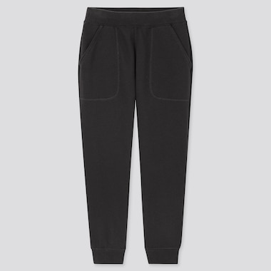 Kids Sweatpants, Black, Medium