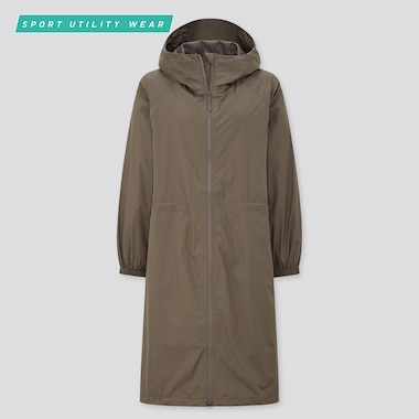 WOMEN LIGHT BLOCKTECH COAT