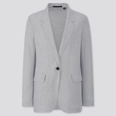 Damen leichte Hemdjacke