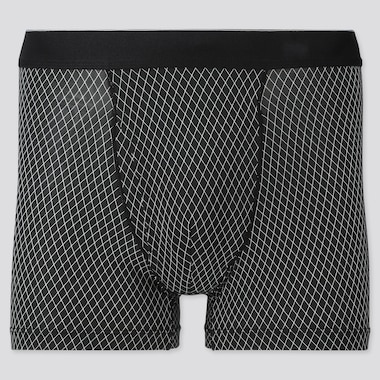Men AIRism Printed Boxer Briefs