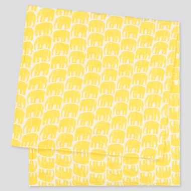 Baby Finlayson Swaddle (Online Exclusive), Yellow, Medium