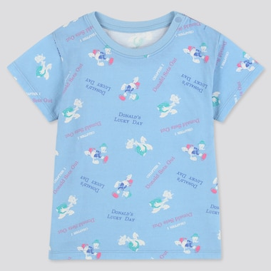 Toddler Disney Stories Ut (Short-Sleeve Graphic T-Shirt), Blue, Medium