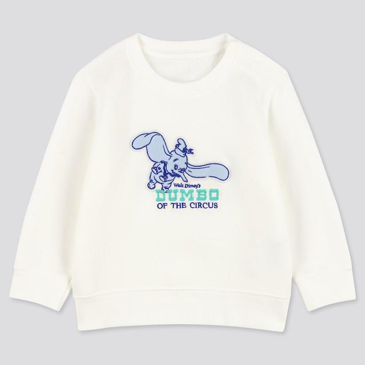Toddler Disney Stories Long-Sleeve Sweatshirt, White, Large