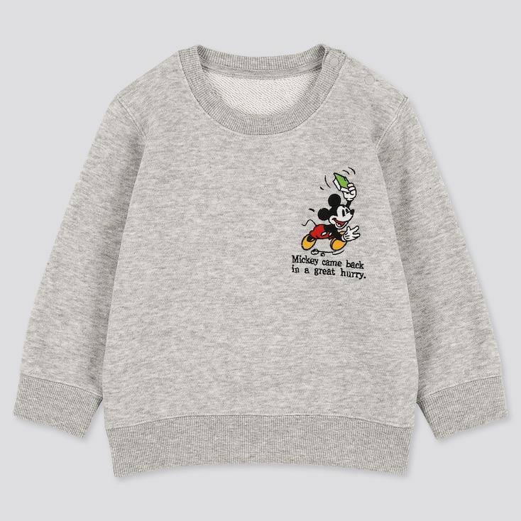 Toddler Disney Stories Long-Sleeve Sweatshirt, Gray, Large
