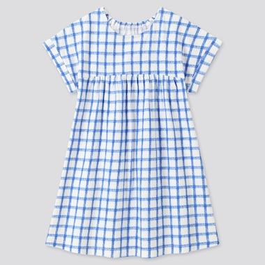 Babies Toddler Short Sleeved Dress