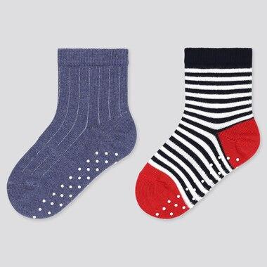 Babies Regular Socks (Two Pairs)
