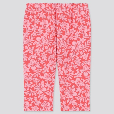 Babies Toddler Mickey Aloha UT Cropped Leggings