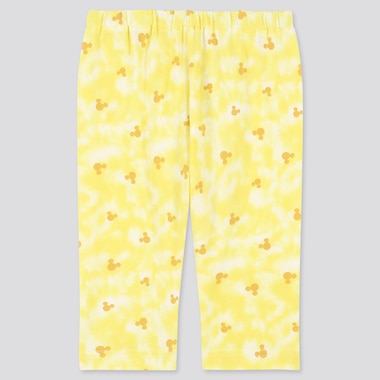 Baby Mickey Aloha UT Bedruckte Leggings in 7/8-Länge