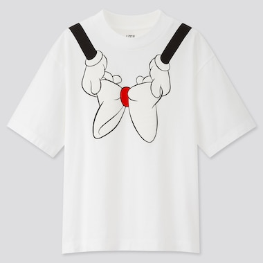 T-Shirt Graphique UT Minnie Ambush Femme