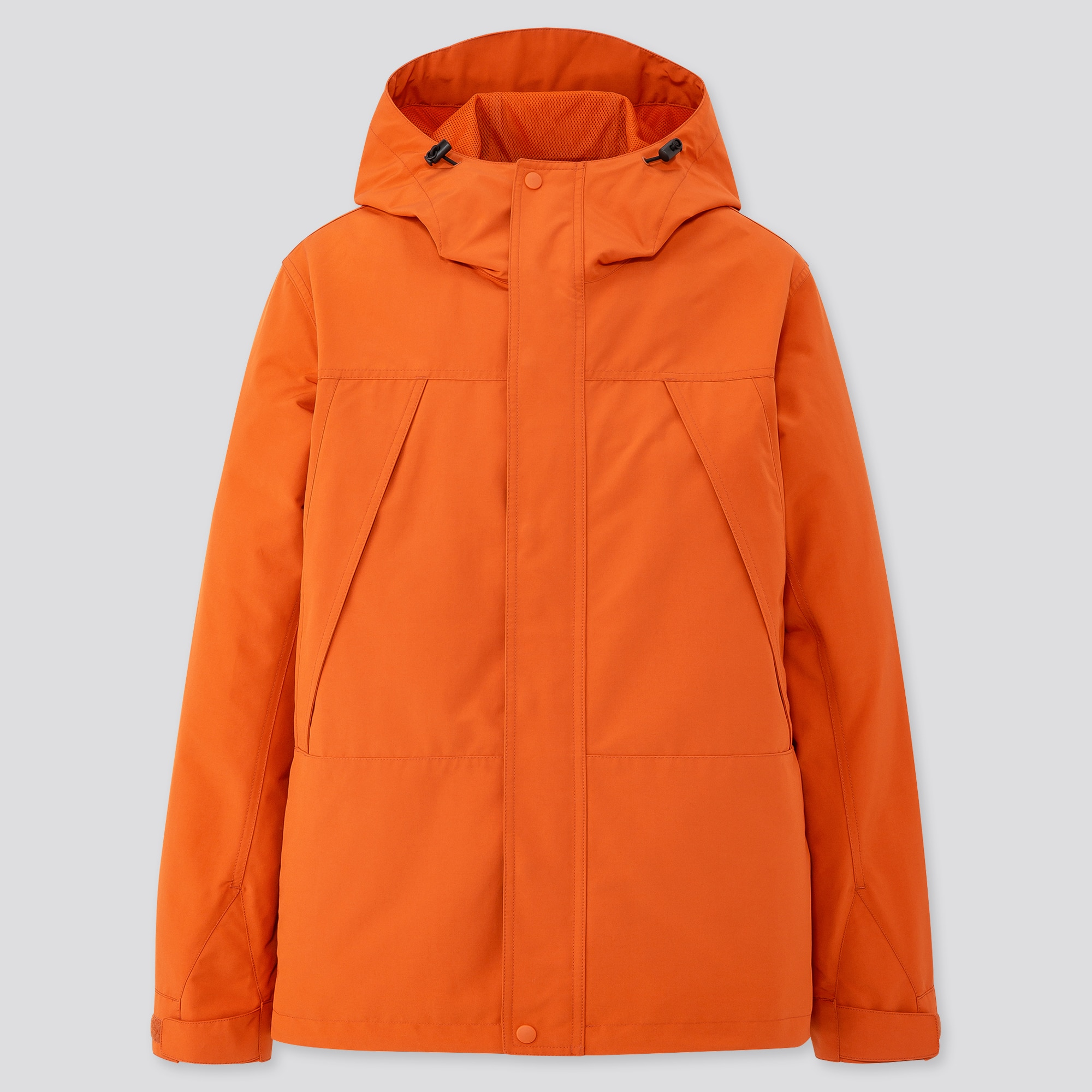 Uniqlo men mountain parka