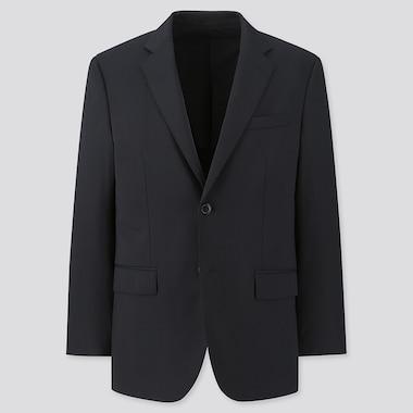 Men Wool Stretch Blazer Jacket