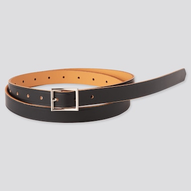 Women Skinny Long Belt