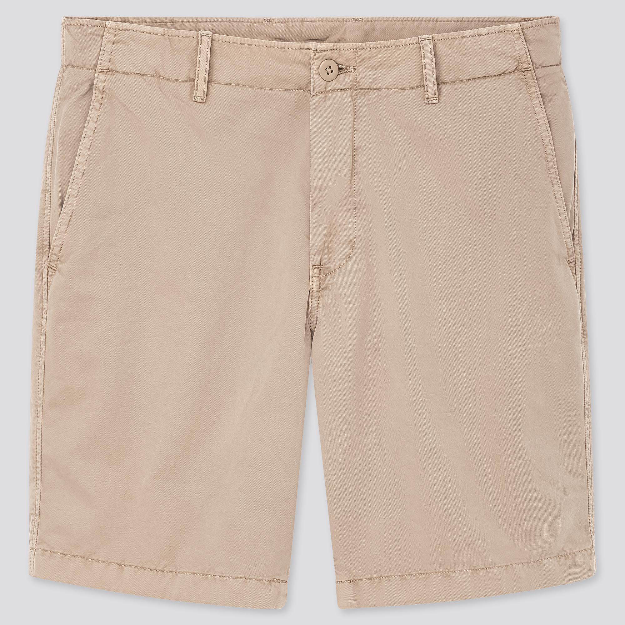 uniqlo men chino shorts