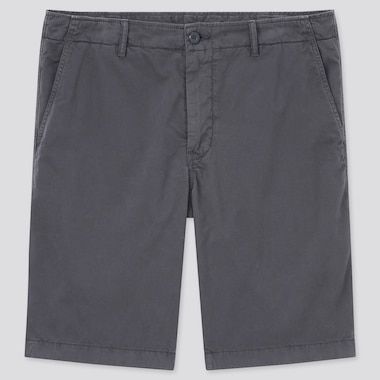 Men Chino Shorts (Online Exclusive), Dark Gray, Medium