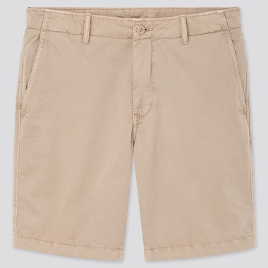 "Men Chino Shorts (Tall 10"") (Online Exclusive), Beige, Medium"