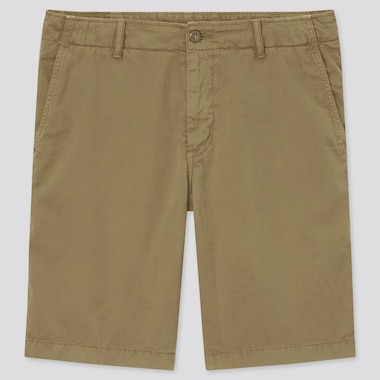 Men Chino Shorts (Tall) (Online Exclusive), Brown, Medium