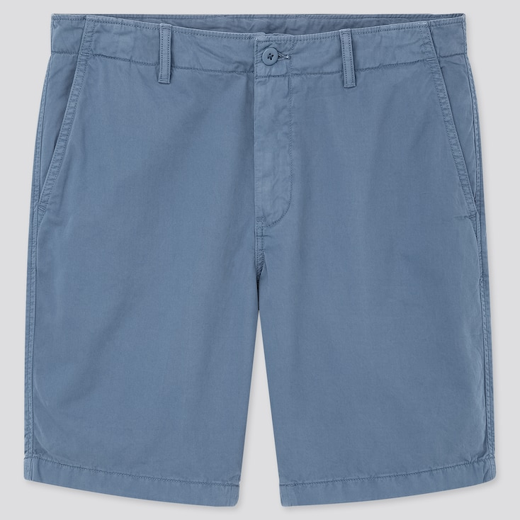 Men Chino Shorts (Tall) (Online Exclusive), Blue, Large