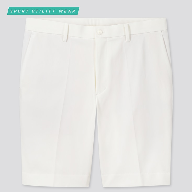 Men Kando Shorts, White, Large