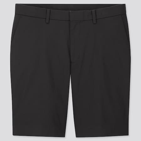 Men Slim Fit Stretch Shorts